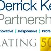 Derrick Kershaw Partnership is 50 years old!
